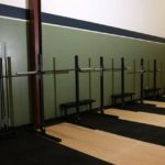 Benches, Racks, and Barbells